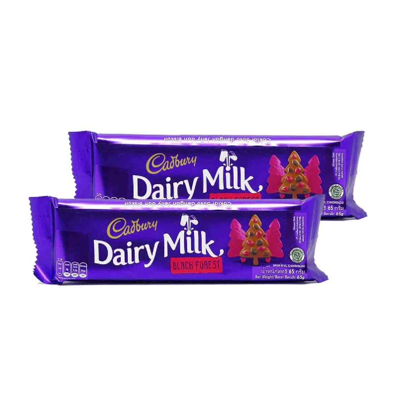 Cadbury Black Forest 65G (Buy 1 Get 1)