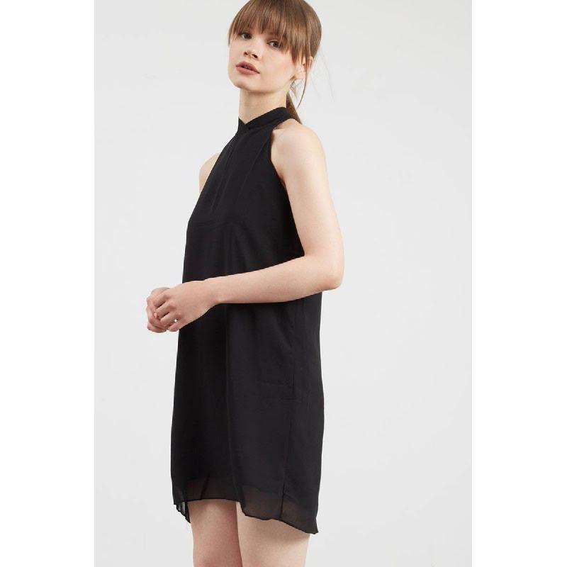 Dress Hitam Gwen Hachen 117958