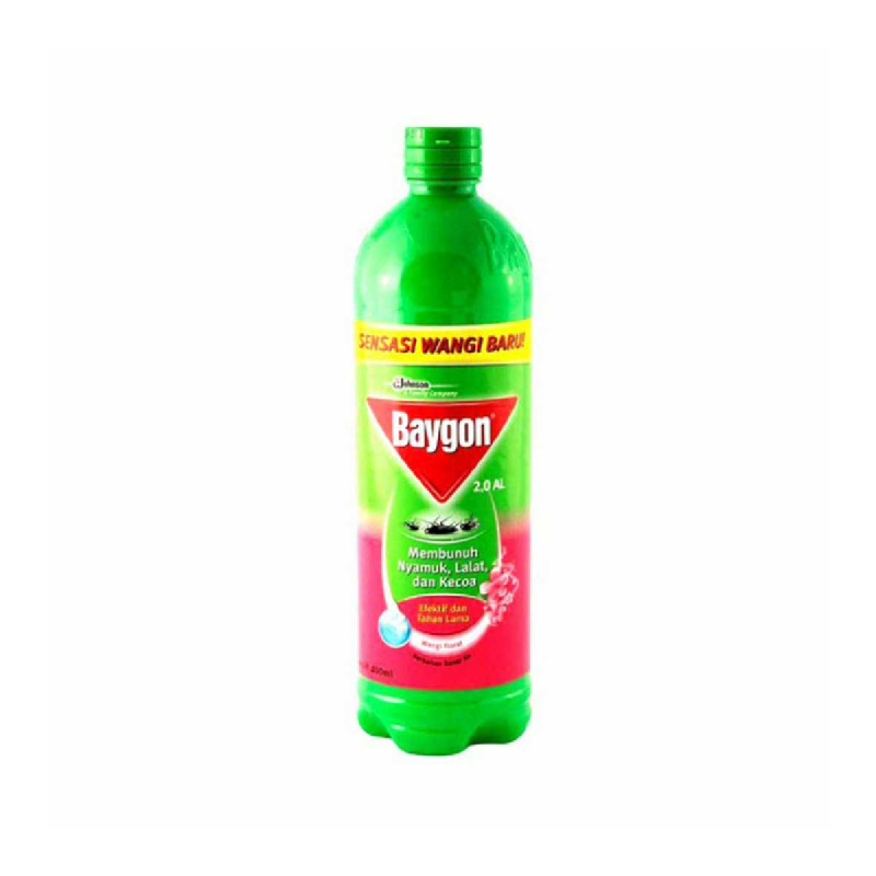 Baygon Cair Floral 400Ml