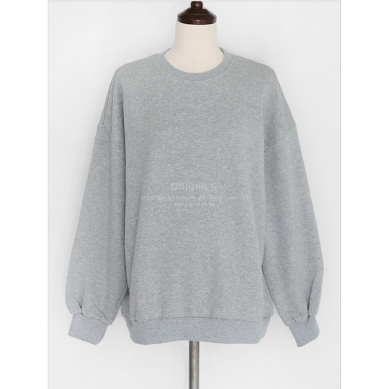 Qnigirls Cordi Mate Sweater - Gray