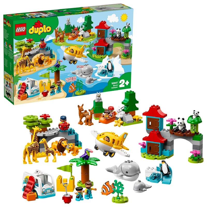 LEGO® DUPLO® World Animals 10907