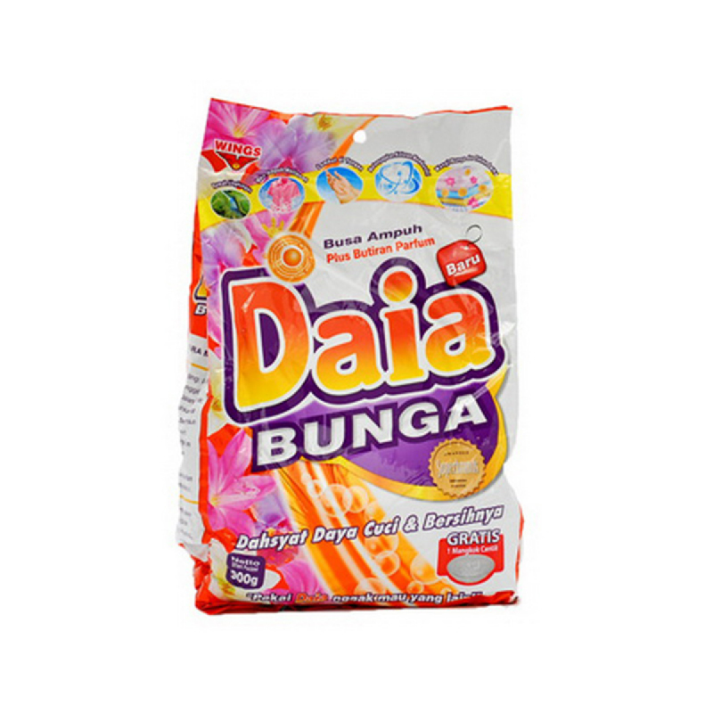 Daia Detergent Bunga Bag 900Gr