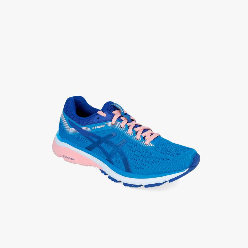Asics GT-1000 7 Womens Running Shoes Blue