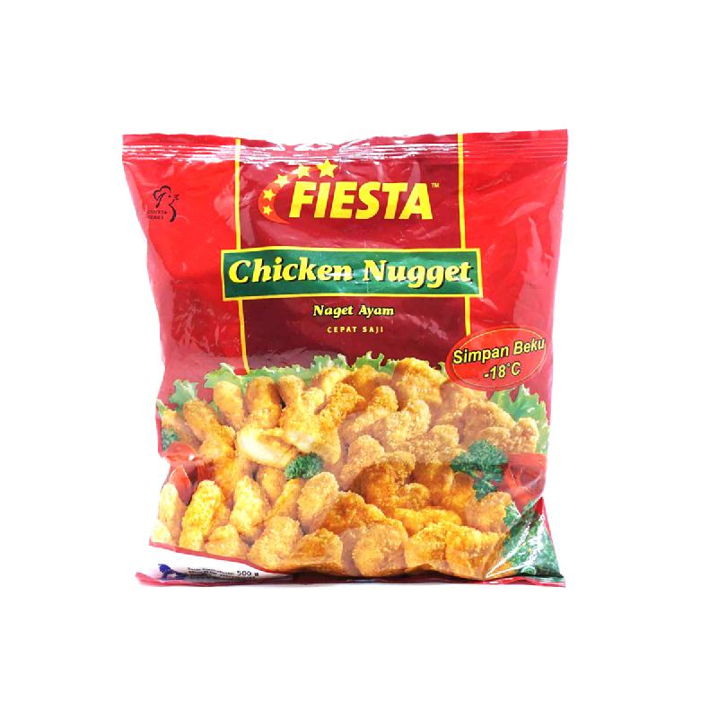 Fiesta Chicken Nugget 500 Gr