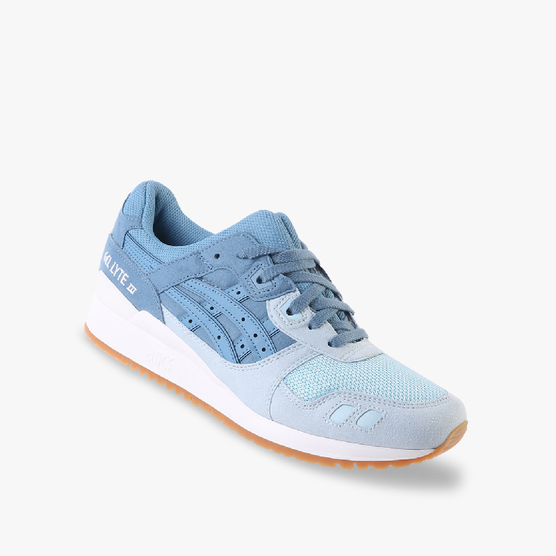 Asics Tiger Gel-Lyte III Women's Lifestyle Shoes Blue