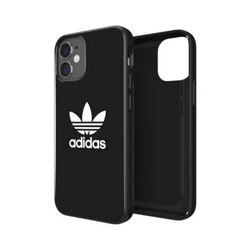 Adidas Case iPhone 12 Mini Iconic Soft Silicone Casing