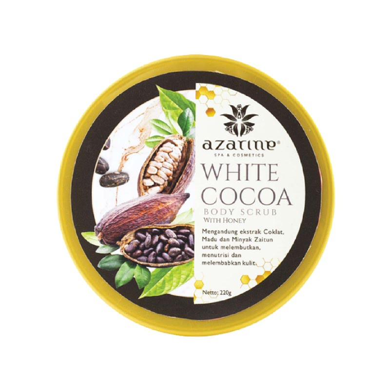 Azarine Body Scrub Cocoa 220Gr