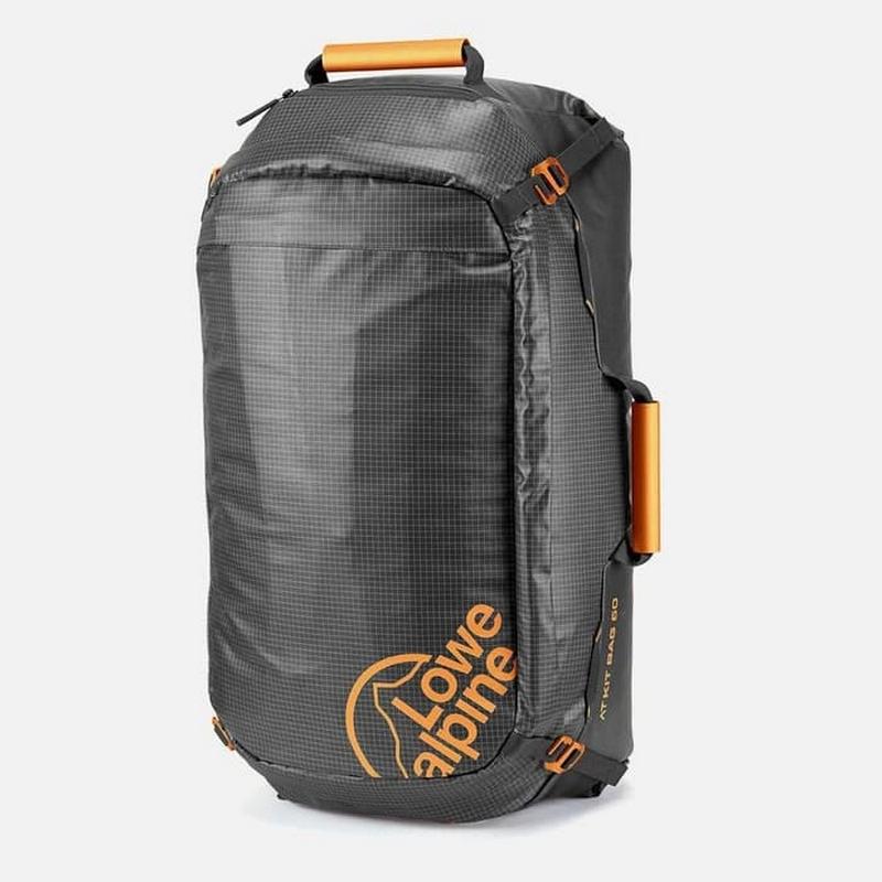 Lowe Alpine Kit Bag 60 Black Duffle Ringan Original Black