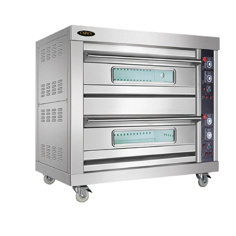 Crown Standard Gas Oven YXY-40AS 2 Deck