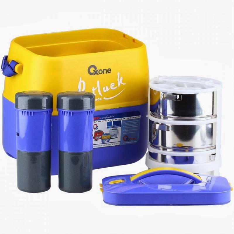 Potluck Lunch Box