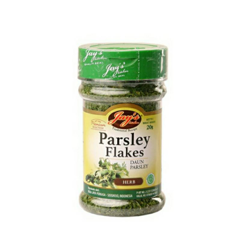 Jay S Parsley Flakes 20Gr