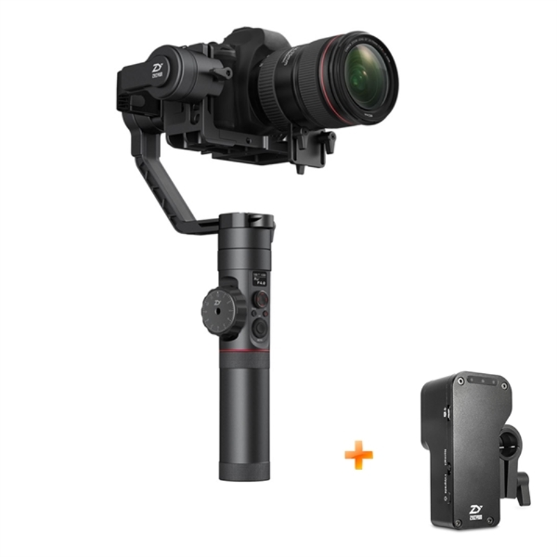 Zhiyun CRANE 2 + MECHANICAL FOLLOW FOCUS