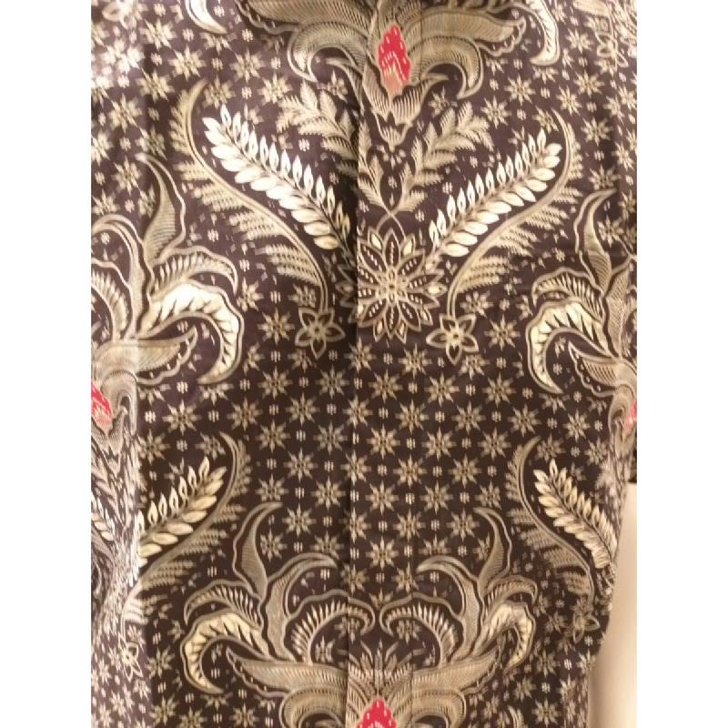 Asana Batik Short Sleeve SSS0L1GRY Grey