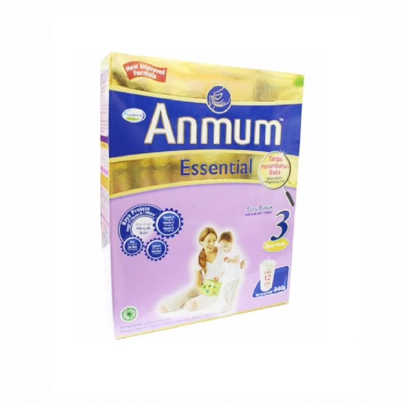 Anmum Essential 3 Vnl Box 340G