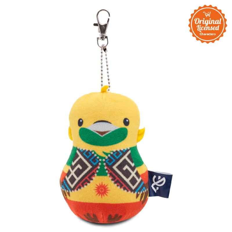 Asian Games 2018 Keychain Bowling Pin Bhin-Bhin 5 Inch