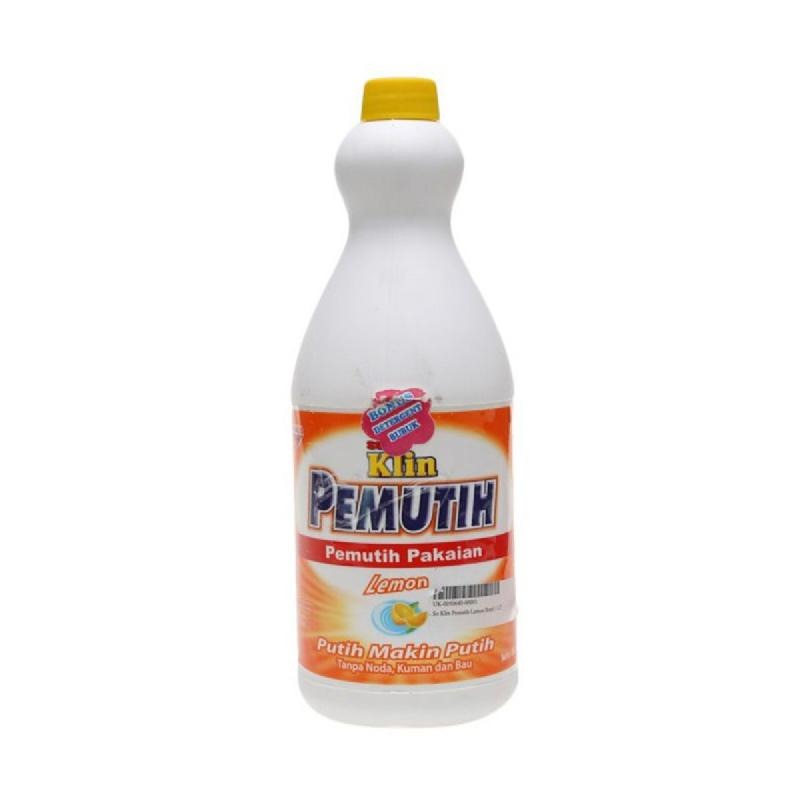 So Klin Pemutih Lemon Botol 1L