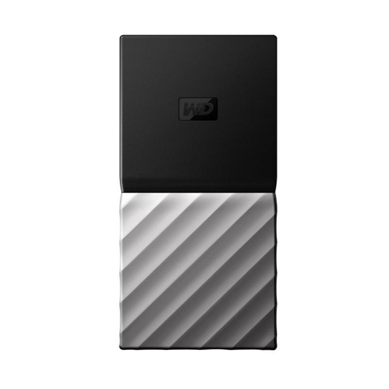 WD MY PASSPORT™ SSD 256GB SILVER