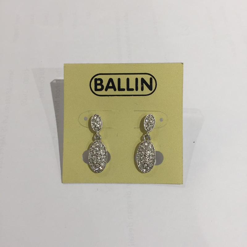 Ballin Women Earing YZ-E1015S Silver