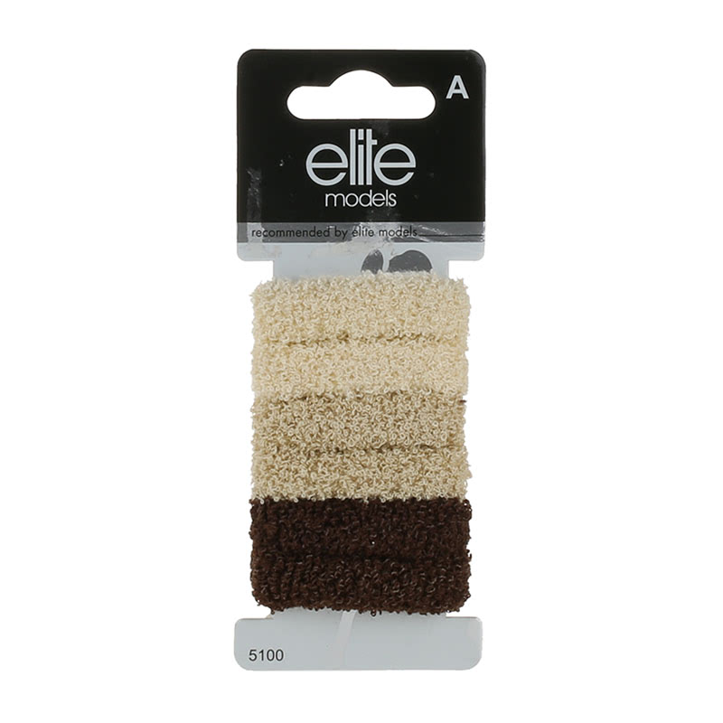 Elite Models Assorted Terry Bands