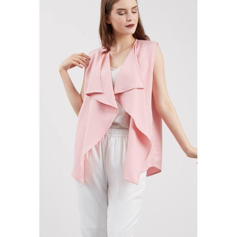 Vandra Vest Pink