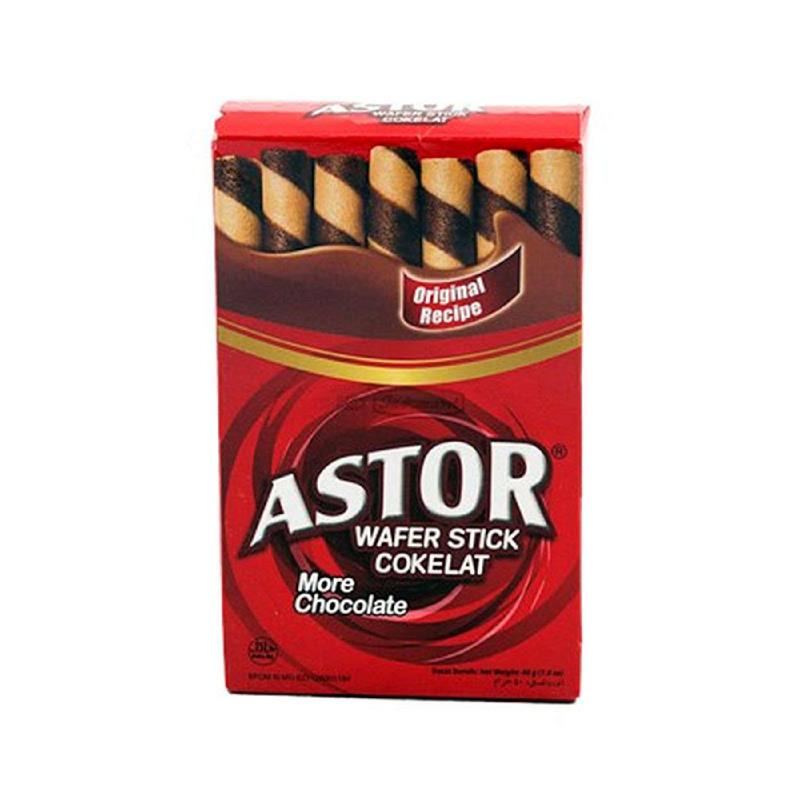 Astor Double Chocolate 40G