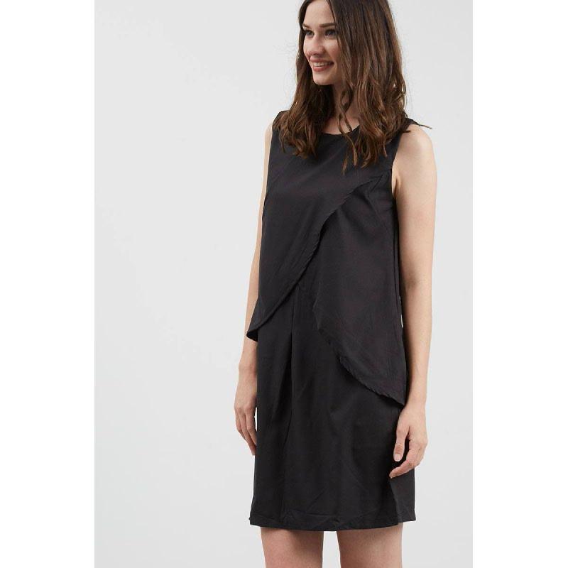 GW Kirtoff Dress in Black
