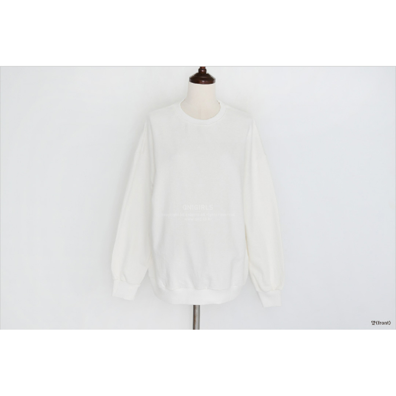 Qnigirls Cordi Mate Sweater - Ivory
