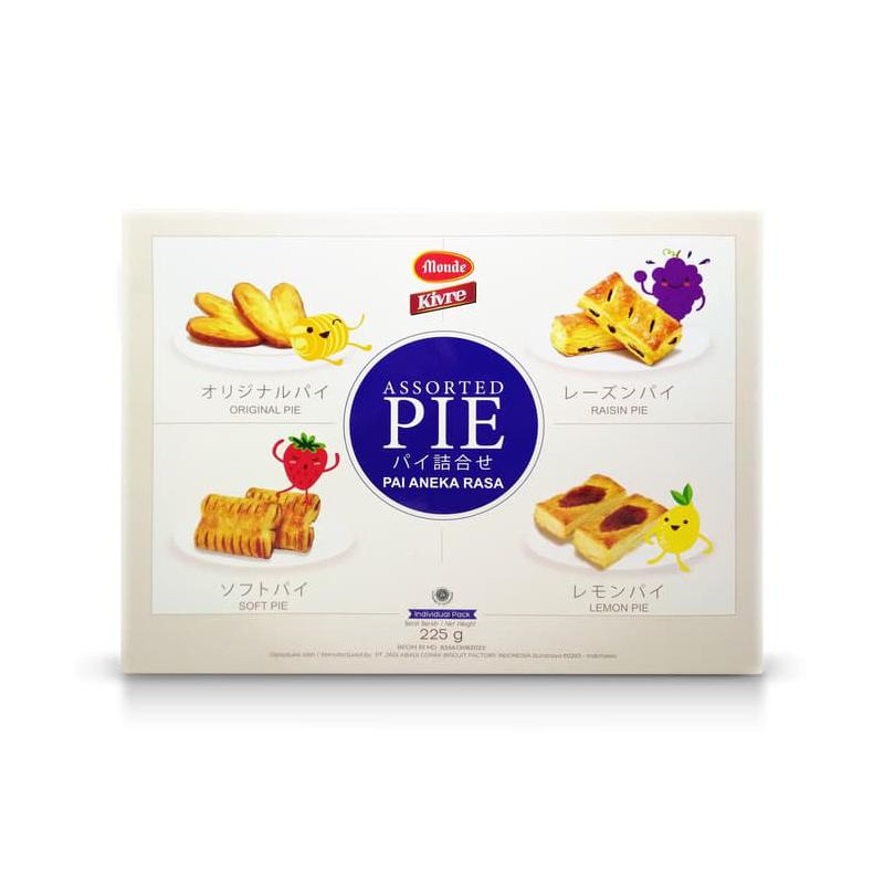 Monde Kivre Assorted Pie 225 gr