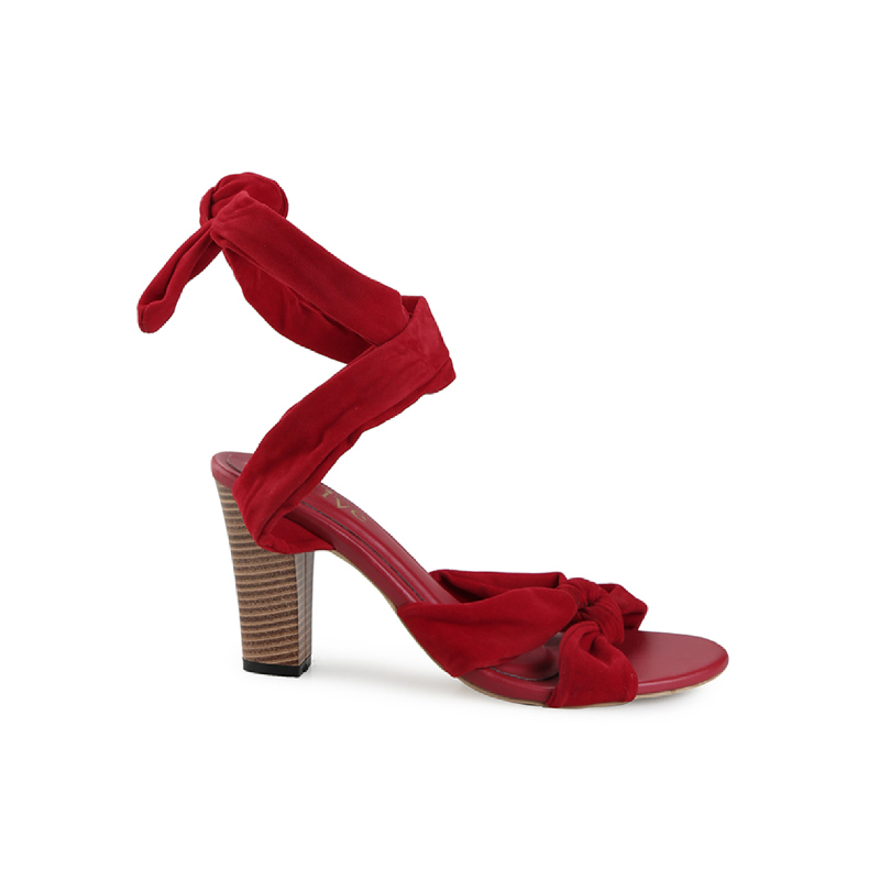 Alivelovearts Heels Lop Red