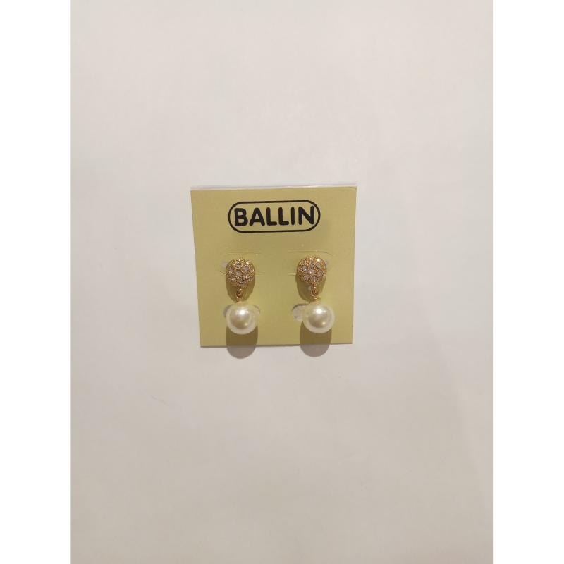 Ballin - Women Earring GD E19215G Gold