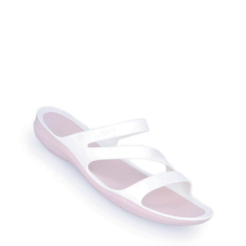 Crocs Swiftwater Women Sandal White