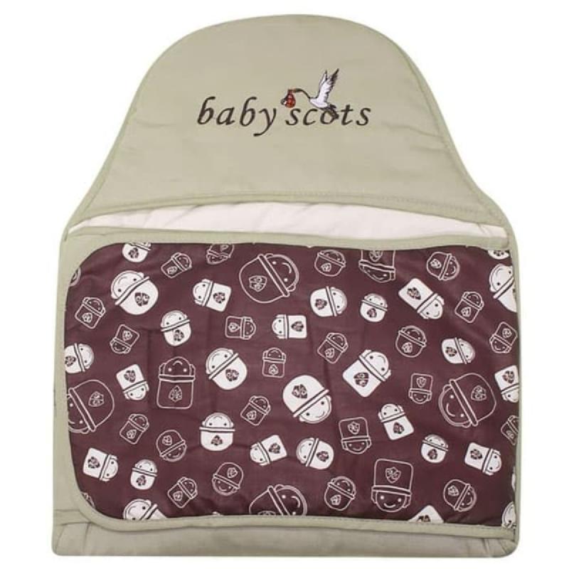Baby Scots  Sleeping bag character BSB1101 Cokelat