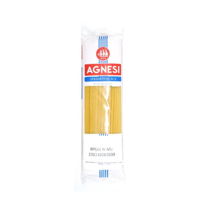 Agnesi Spaghettini 500 Gr