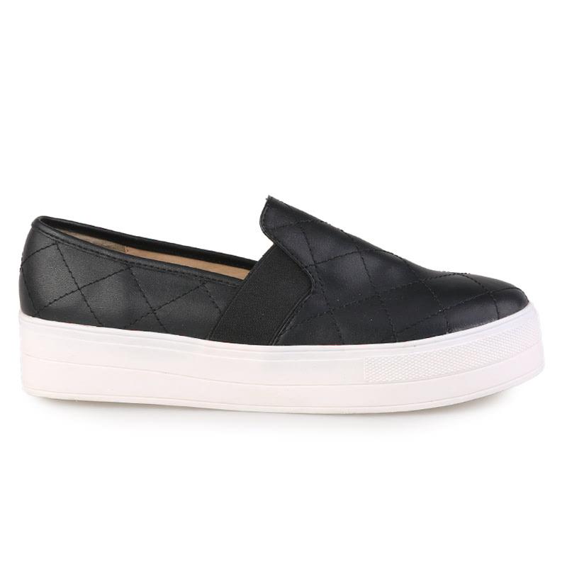 Amante Flats Cacey A17 Black