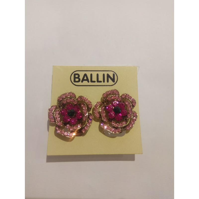 Ballin Women Earing TM-E2PB Bronze