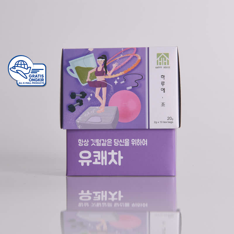 1Day Tea You care Tea Daily Herbal Health Tea