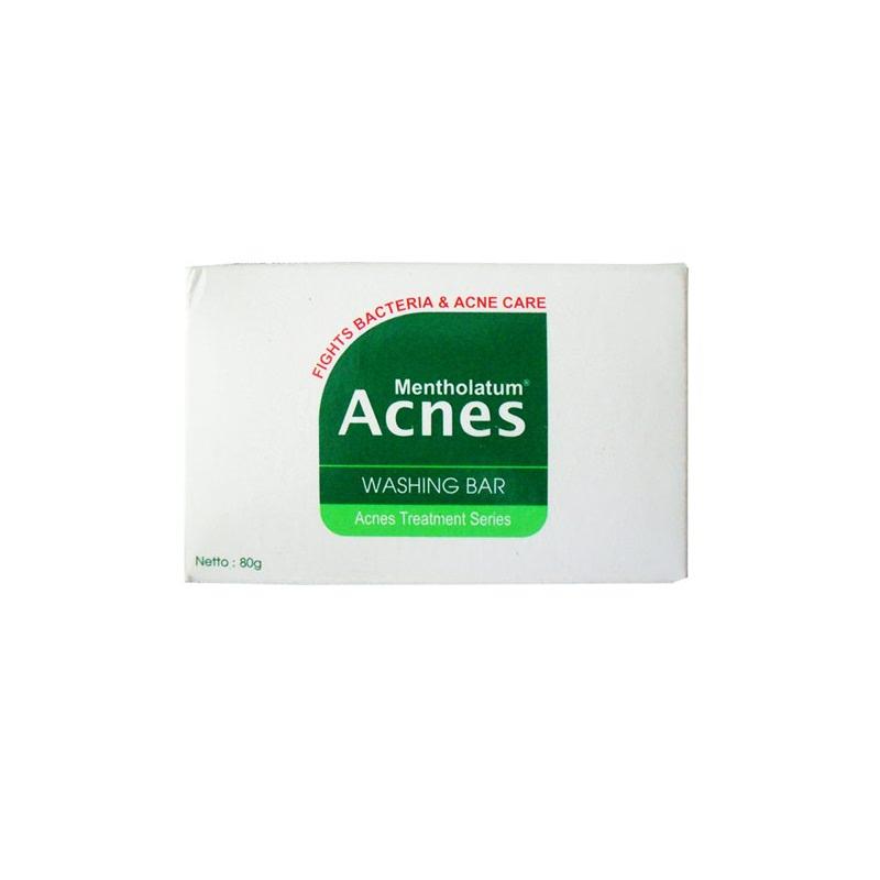 Acnes Washing Bar 80G
