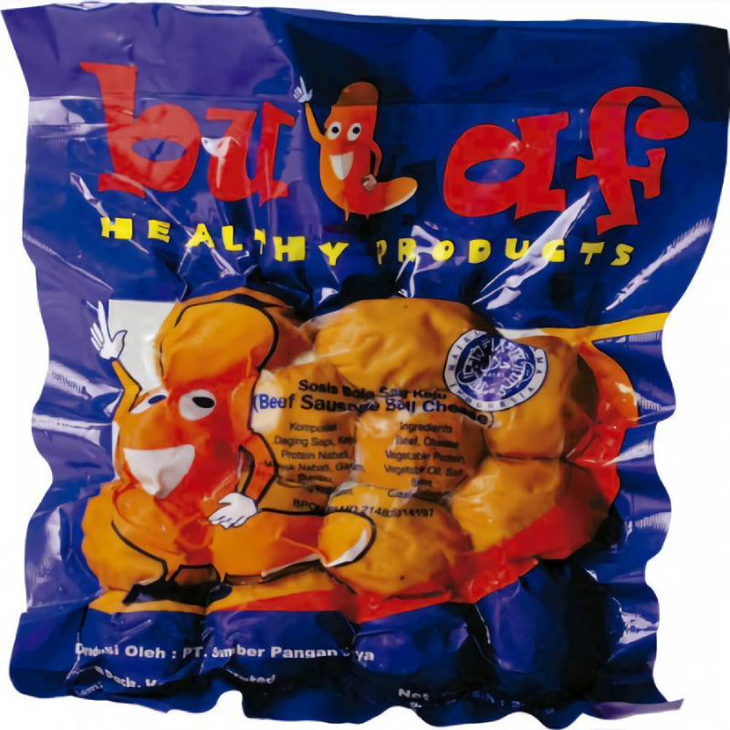 Bulaf Sosis Ball Cheese (Isi 20)