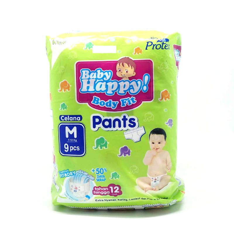 Baby Happy Diaper Pants M 9S