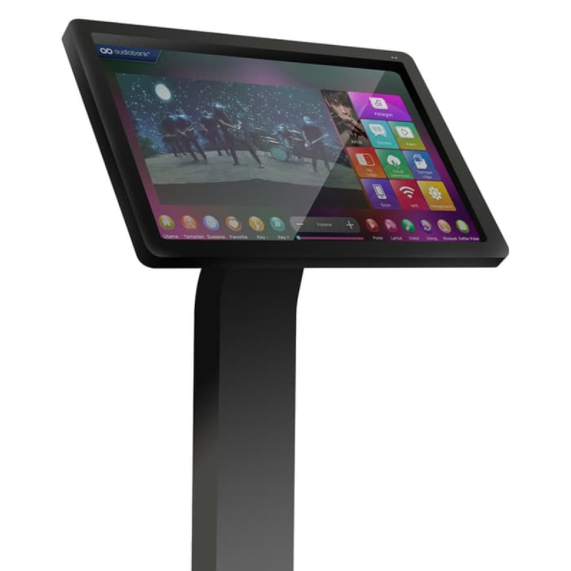 Audiobank Touch Screen X-10