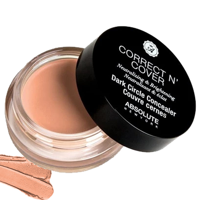 Absolute New York Correct N Cover Dark Circle Concealer Light