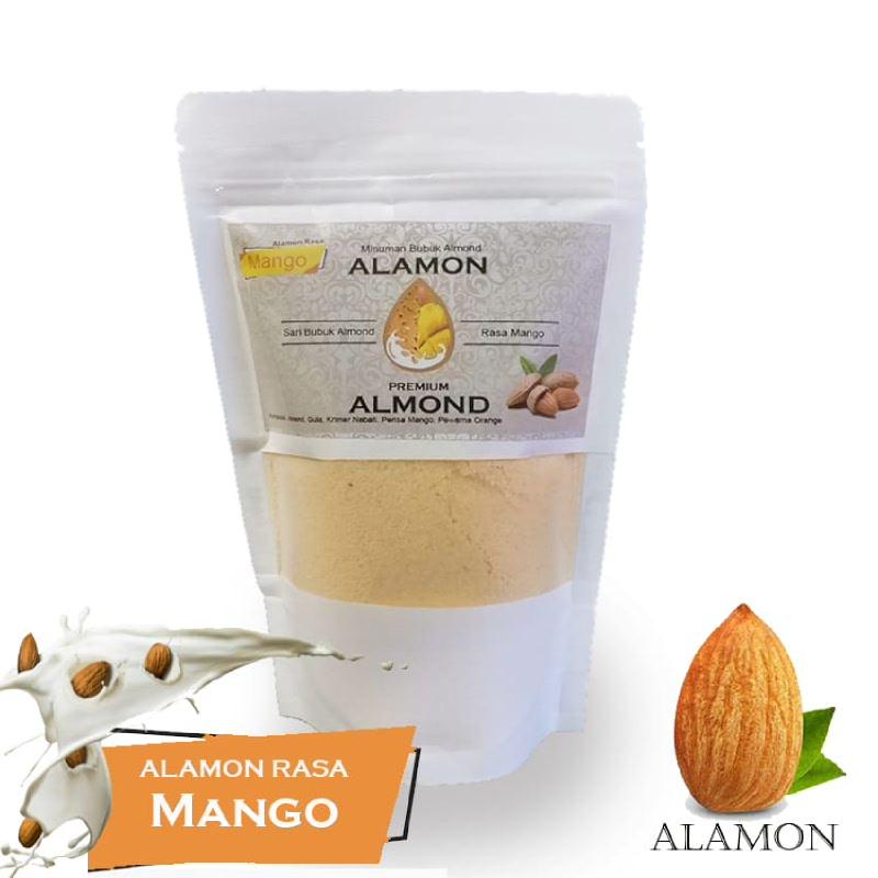 Alamon Milk Rasa Mango