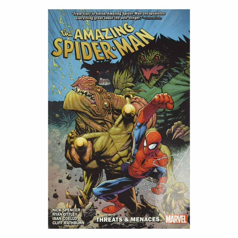 Amazing Spider-Man by Nick Spencer Vol. 8