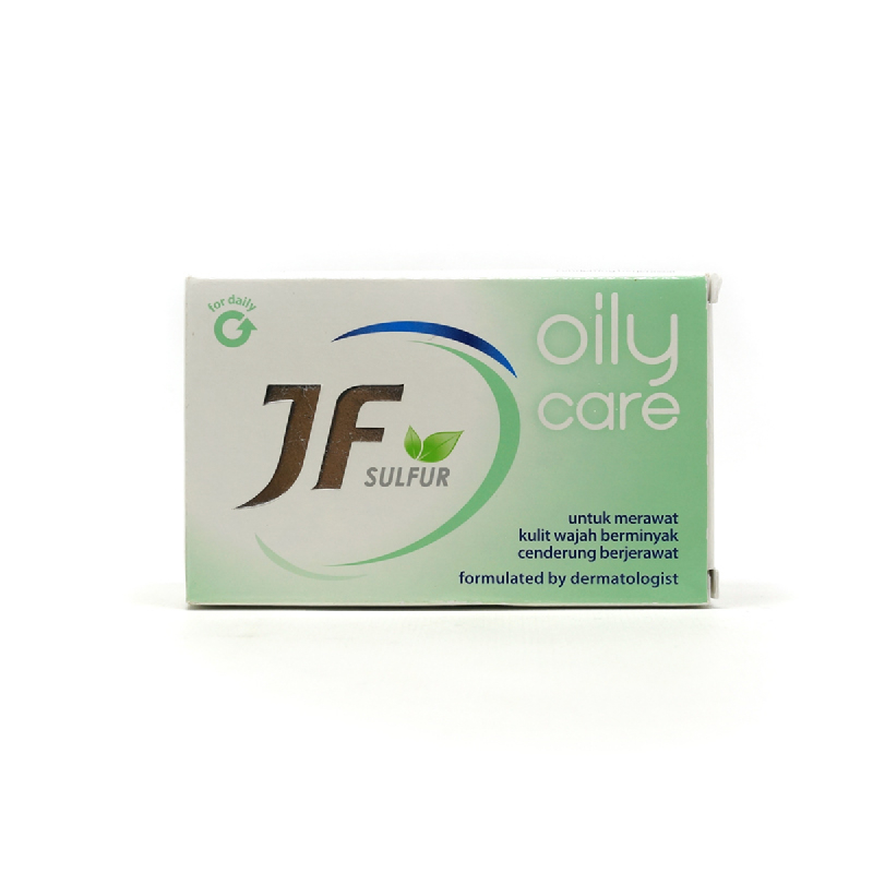 Jf Sulfur Soap Acne Care 90 Gr