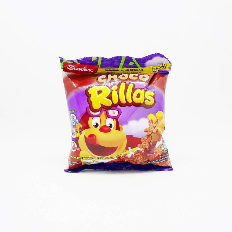 Simba Choco Rillas Bag 50 G