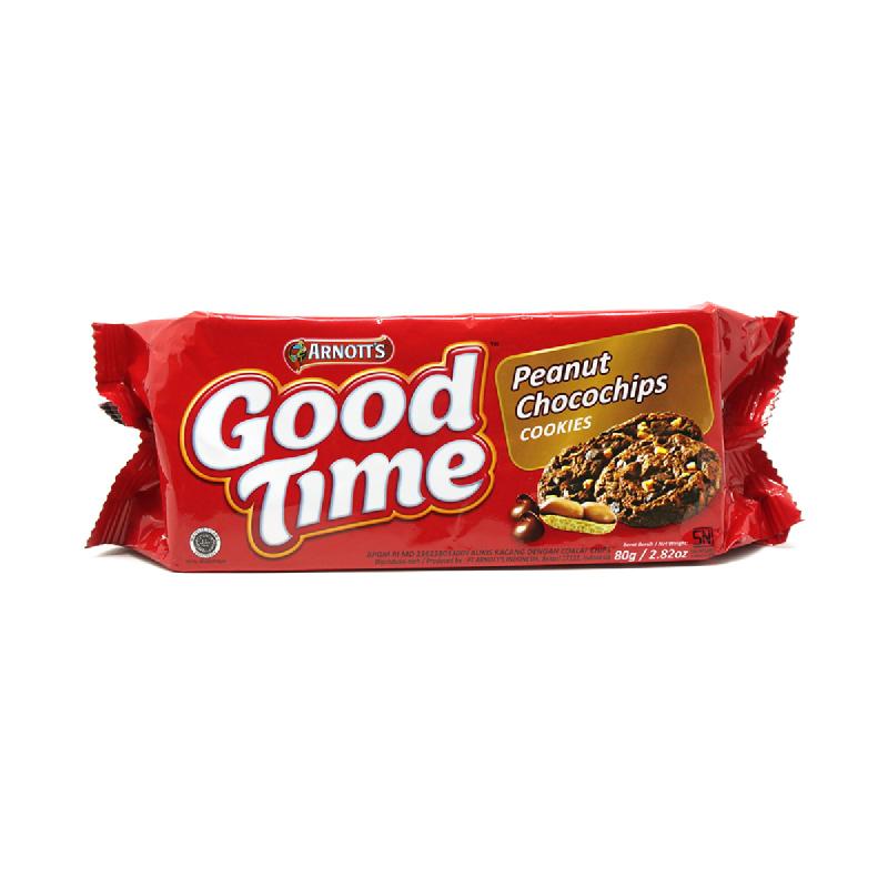 Good Time Peanut Cookies 84g