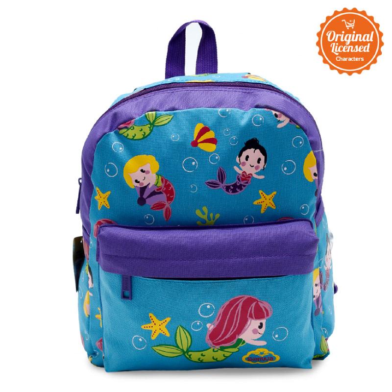 Backpack Mermaid