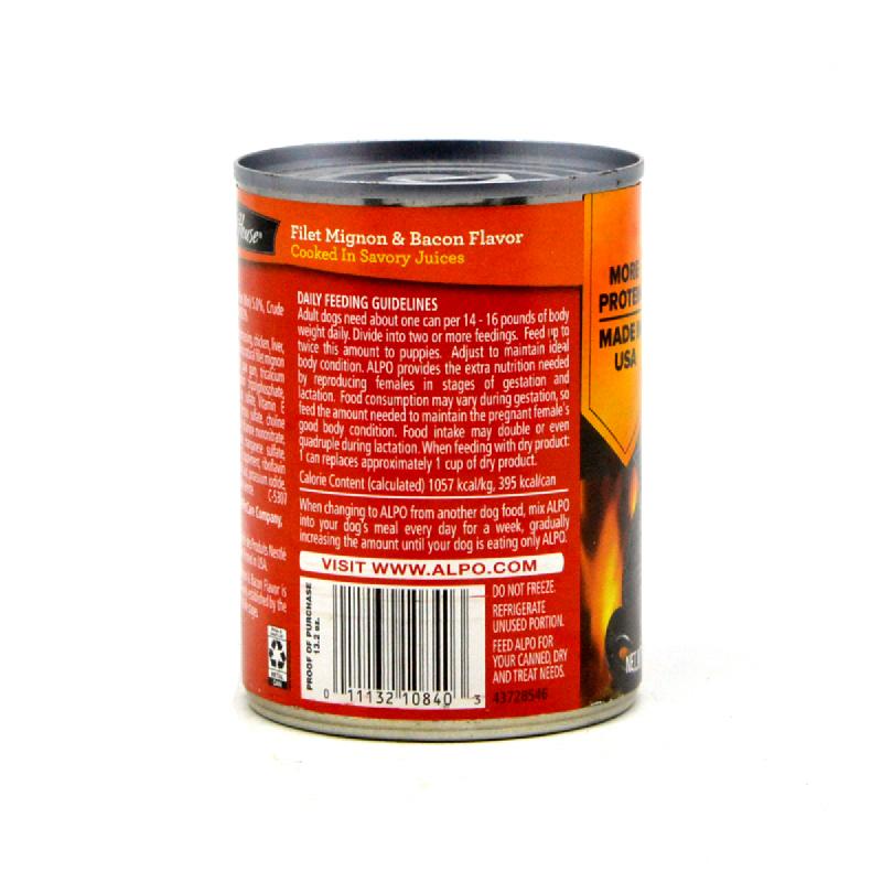 Alpo Makanan Anjing Chop House Filet Mignon 374 Gr