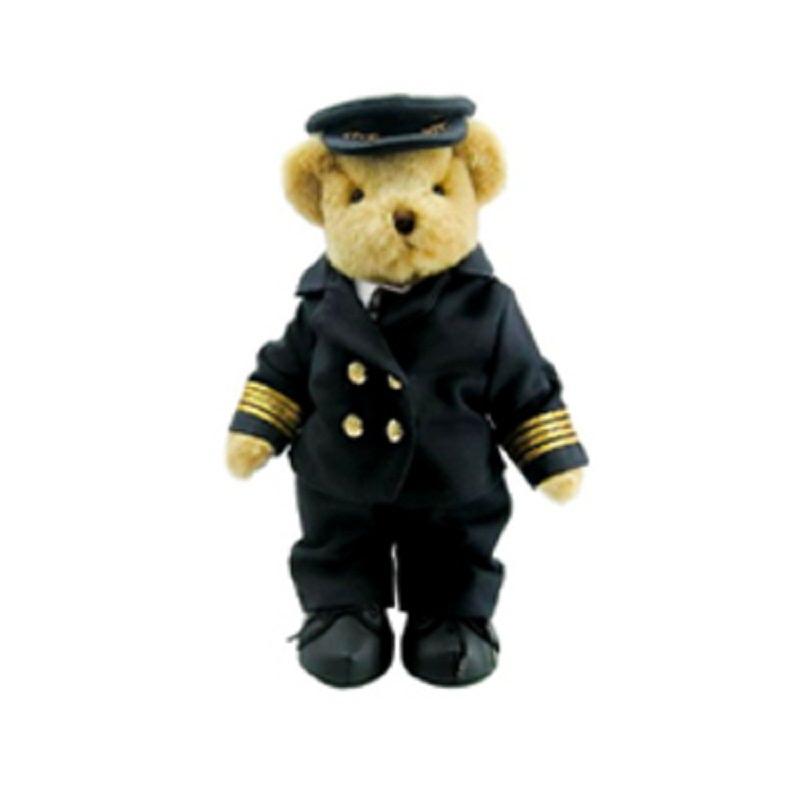 Teddy Bear Ken Captain 12