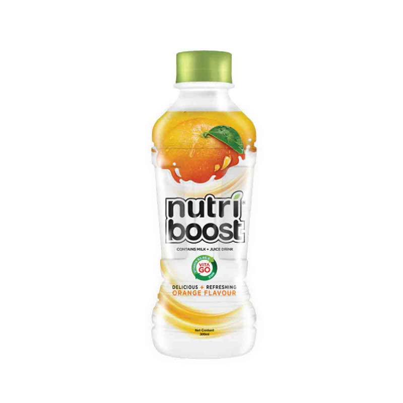 Minute Maid Nutriboost Orange Pet 300Ml